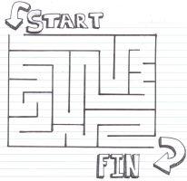 A proper, Simple Maze by Something-Maybe