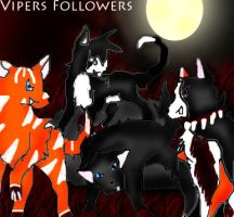 Vipers Followers XD by DareTheDangerous