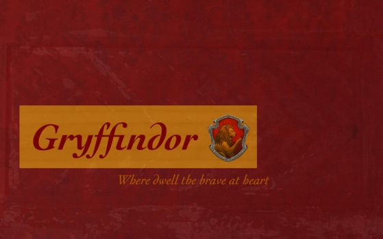 Gryffindor by xAllion
