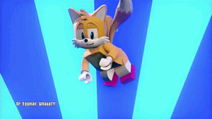 Tails in Sonic Lego Dimensions GIF by TailsModernStyle