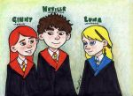 The Other Trio by BerenicePotter