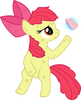 Don't lose hope Apple Bloom by ArtPwny