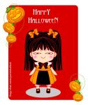 Happy Halloween by angychan