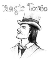 Magic Tonio by KareauxLine