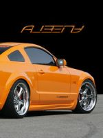 mustang wallpaper cellphone by albenyd