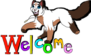 Welcome!!!! by duskingxwarrior