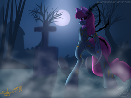 Halloween - The Darkness by ShadowyBerry