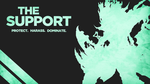 Support - Thresh Wallpaper by Welterz