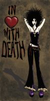 In Love With Death by JohnRyanByrd