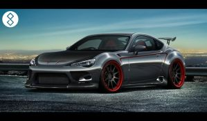 Toyota GT-86 by hugerth