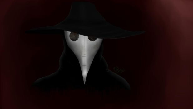 Plague Doctor 2 by Sodoow