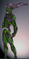 The Green Goblin is Awesome by Green-Mamba