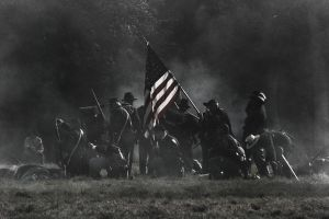 American Civil War by untrodenleader