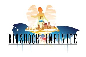 Bioshock Infinite: Final Fantasy Style Logo by NCCreations