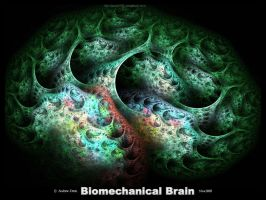 Biomechanical Brain by psion005