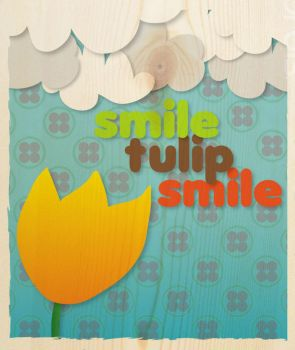 smile tulip smile by norama