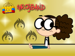 Grojband - Allie Day Feet by 100latino