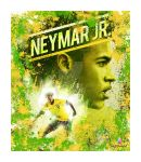 Neymar Jr. - Digital Painting by rjartwork