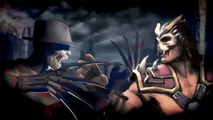 --FREDDY VS SHAO KANH-- by xxCuteEmmyxx