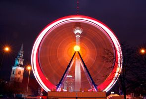 Berlin Wheel by sanosoke