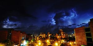 Lightning Storm by GuiLemon