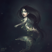 Mermaid by 2MindsStudio