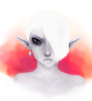 Demon Lord Ghirahim by BlackWinged12
