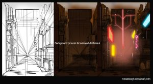 background process for DM by ronaldesign