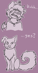 Cats or Dogs by chibi-chimera