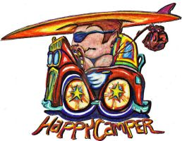 _Happy Camper_ by oz24man