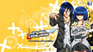 1366 x 768 ANGEL DREAMS WALL by rextheone