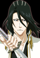 Byakuya Kuchiki 2 years after by Narusailor