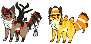 | random adoptables | 1 OPEN by CraftingC-A-T
