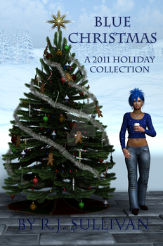 Blue Cover One by NellWilliams