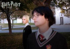 Harry and Draco part 1 by TheSinisterLove