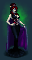 Queen Morbidia by Pirate-Cashoo
