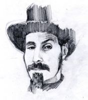 Serj Tankian by TheBoyofCheese