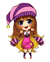 Chibi Lulu by eunieree