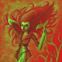 Poison Ivy by Vanthica
