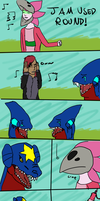 Fighting Round 1 part 2 by lolcatsarelol