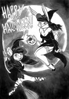 Halloween 2002 by DACantero