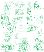 Another Sketchy Dump by MissPomp