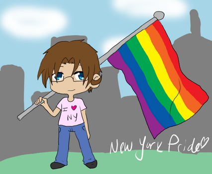 New York Pride by Darkfire75