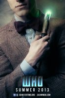 Eleventh Doctor Character Poster by MisterTimeLord