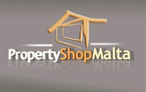 PropertyShopMalta Logo by mangion