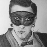 Chris Cerulli (Motionless In White) by Severinax