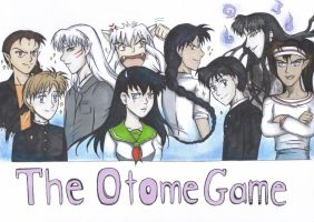 If Inuyasha was an Otome Game by mythicamagic