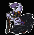 My Little Space Pirate by Choedan-Kal