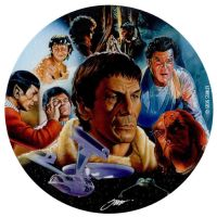 Star Trek: The Search for Spock by SteveStanleyArt