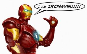 I AM IRONMAN by chngch